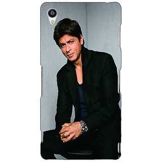 Jugaaduu Bollywood Superstar Shahrukh Khan Back Cover Case For Sony Xperia Z3 - J260920