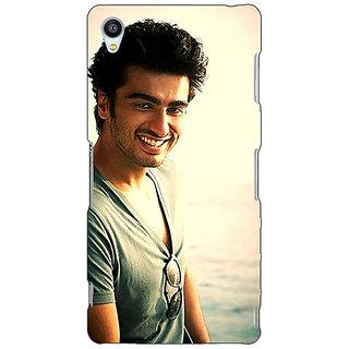 Jugaaduu Bollywood Superstar Arjun Kapoor Back Cover Case For Sony Xperia Z3 - J260938