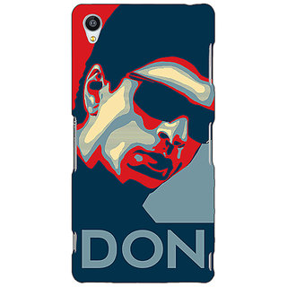 Jugaaduu Bollywood Superstar Don Shahrukh Khan Back Cover Case For Sony Xperia Z3 - J261113