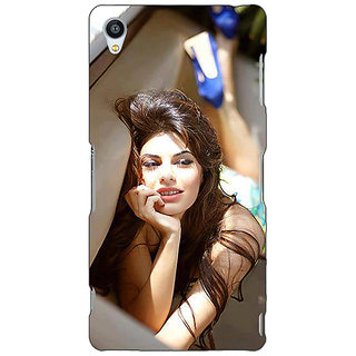 Jugaaduu Bollywood Superstar Jacqueline Fernandez Back Cover Case For Sony Xperia Z3 - J260996