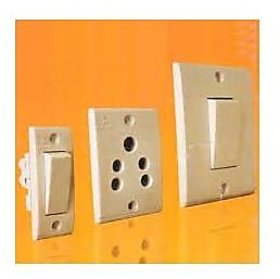 ANCHOR SWITCH AND SOCKET PACK OF 30 ( 15 SWITCH + 15 SOCKET)