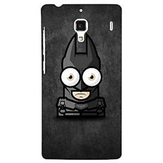 Jugaaduu Big Eyed Superheroes Batman Back Cover Case For Redmi 1S - J250395