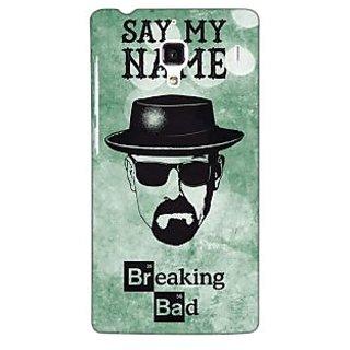 Jugaaduu Breaking Bad Heisenberg Back Cover Case For Redmi 1S - J250412