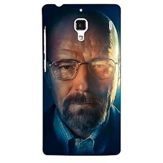 Jugaaduu Breaking Bad Heisenberg Back Cover Case For Redmi 1S - J250417
