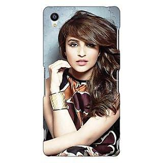 Jugaaduu Bollywood Superstar Parineeti Chopra Back Cover Case For Sony Xperia Z3 - J260999