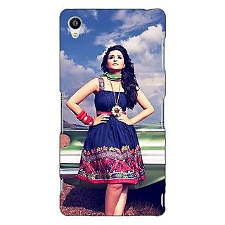 Jugaaduu Bollywood Superstar Parineeti Chopra Back Cover Case For Sony Xperia Z3 - J261003