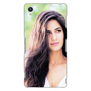 Jugaaduu Bollywood Superstar Katrina Kaif Back Cover Case For Sony Xperia Z3 - J261023