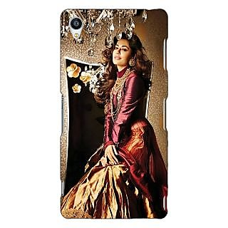 Jugaaduu Bollywood Superstar Chitrangada Singh Back Cover Case For Sony Xperia Z3 - J261033