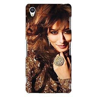 Jugaaduu Bollywood Superstar Chitrangada Singh Back Cover Case For Sony Xperia Z3 - J261034