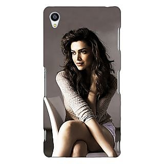 Jugaaduu Bollywood Superstar Deepika Padukone Back Cover Case For Sony Xperia Z3 - J261038
