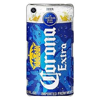 Jugaaduu Corona Beer Back Cover Case For Sony Xperia Z3 - J261260