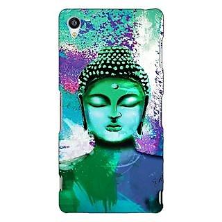 Jugaaduu Gautam Buddha Back Cover Case For Sony Xperia Z3 - J261265