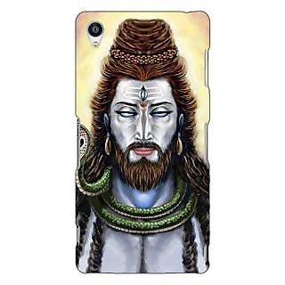 Jugaaduu Mahadev Shiv Shankar Bholenath Back Cover Case For Sony Xperia Z3 - J261277