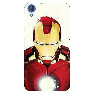 Jugaaduu Superheroes Ironman Back Cover Case For HTC Desire 820 - J280023