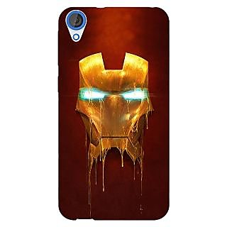 Jugaaduu Superheroes Ironman Back Cover Case For HTC Desire 820 - J280025