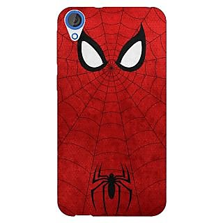 Jugaaduu Superheroes Spider Man Back Cover Case For HTC Desire 820 - J280340