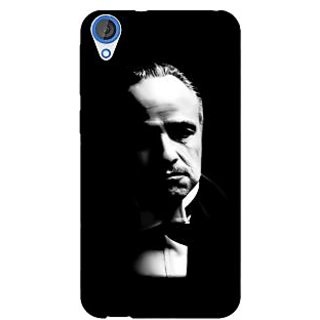 Jugaaduu The Godfather Back Cover Case For HTC Desire 820 - J280348