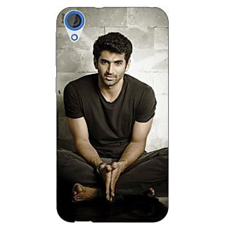 Jugaaduu Bollywood Superstar Aditya Roy Kapoor Back Cover Case For HTC Desire 820 - J280902