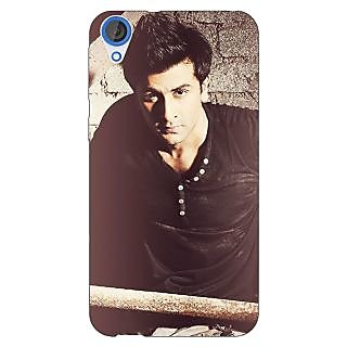 Jugaaduu Bollywood Superstar Ranbir Kapoor Back Cover Case For HTC Desire 820 - J280903