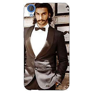 Jugaaduu Bollywood Superstar Ranveer Singh Back Cover Case For HTC Desire 820 - J280909