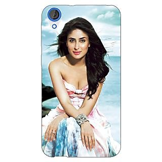 Jugaaduu Bollywood Superstar Kareena Kapoor Back Cover Case For HTC Desire 820 - J281047