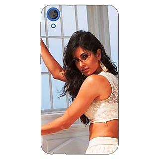 Jugaaduu Bollywood Superstar Katrina Kaif Back Cover Case For HTC Desire 820 - J281077