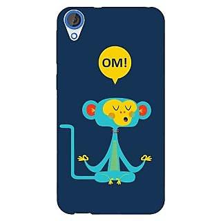 Jugaaduu OM Back Cover Case For HTC Desire 820 - J281452