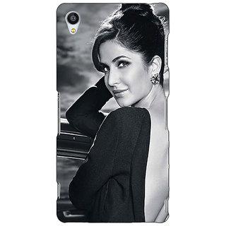 Jugaaduu Bollywood Superstar Katrina Kaif Back Cover Case For Sony Xperia Z3 - J261073