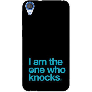Jugaaduu Breaking Bad Heisenberg Back Cover Case For HTC Desire 820 - J280410