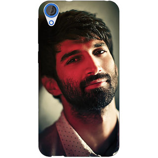 Jugaaduu Bollywood Superstar Aditya Roy Kapoor Back Cover Case For HTC Desire 820 - J280925
