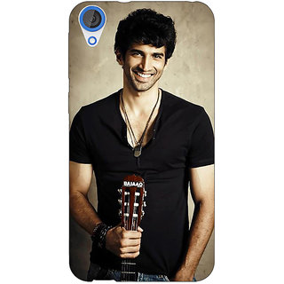 Jugaaduu Bollywood Superstar Aditya Roy Kapoor Back Cover Case For HTC Desire 820 - J280937