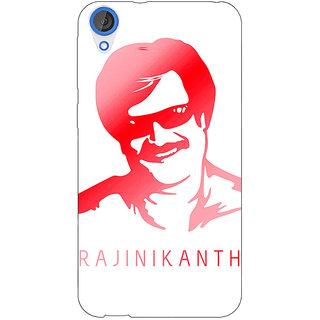 Jugaaduu Rajni Rajanikant Back Cover Case For HTC Desire 820 - J281493