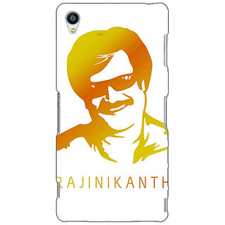 Jugaaduu Rajni Rajanikant Back Cover Case For Sony Xperia Z3 - J261490