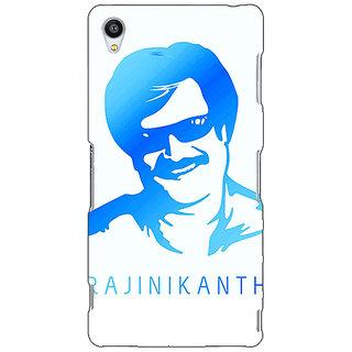 Jugaaduu Rajni Rajanikant Back Cover Case For Sony Xperia Z3 - J261491
