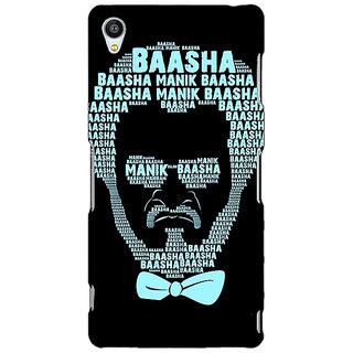 Jugaaduu Rajni Rajanikant Back Cover Case For Sony Xperia Z3 - J261496