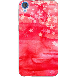 Jugaaduu Star Afternoon Pattern Back Cover Case For HTC Desire 820 - J280220