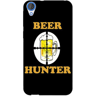 Jugaaduu Beer Quote Back Cover Case For HTC Desire 820 - J281236