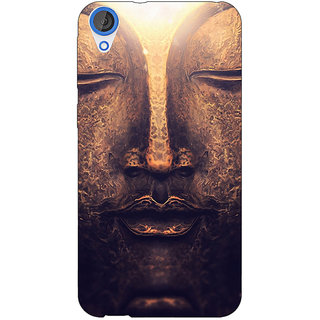Jugaaduu Gautam Buddha Back Cover Case For HTC Desire 820 - J281273
