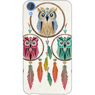 Jugaaduu Dream Catcher  Back Cover Case For HTC Desire 820Q - J290197