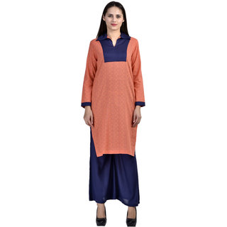 Gift Valley Exclusive Designer Kurti  Palazo Set (GVKrt-Plzo-02)