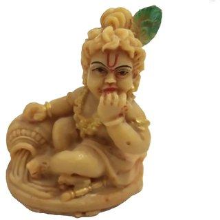 Ceramic Handmade Matki Gopal Krishna