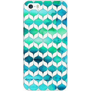 Jugaaduu Dream Patterns Back Cover Case For Apple iPhone 5 - J20252