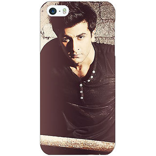 Jugaaduu Bollywood Superstar Ranbir Kapoor Back Cover Case For Apple iPhone 5 - J20903