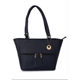 Lenglory Women Handbag-Blue LY134BLU
