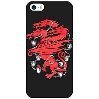 Jugaaduu Game Of Thrones GOT House Lannister  Back Cover Case For Apple iPhone 5c - J30157