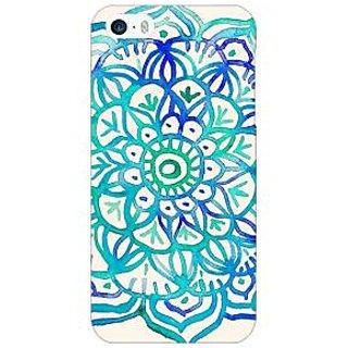 Jugaaduu Panda Pattern Back Cover Case For Apple iPhone 5c - J30205