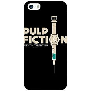 Jugaaduu Pulp Fiction Back Cover Case For Apple iPhone 5 - J20352