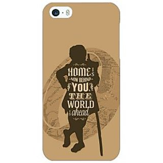 Jugaaduu LOTR Hobbit  Back Cover Case For Apple iPhone 5 - J20368