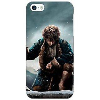 Jugaaduu LOTR Hobbit  Back Cover Case For Apple iPhone 5 - J20372