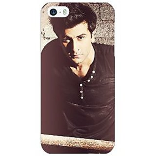 Jugaaduu Bollywood Superstar Ranbir Kapoor Back Cover Case For Apple iPhone 5c - J30903
